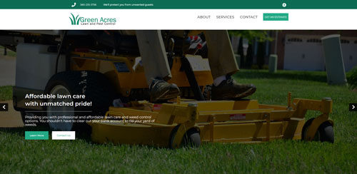 Green Acres Lawn and Pest Control