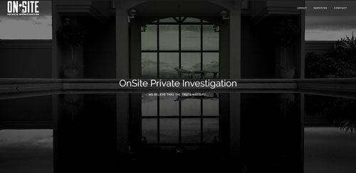 Onsite Private Investigating
